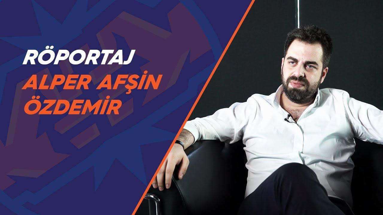 E-Spor Federasyonu Başkanı Alper Afşin ile konuştuk!