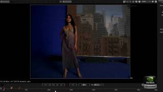 Nuke Compositing Application by The Foundry