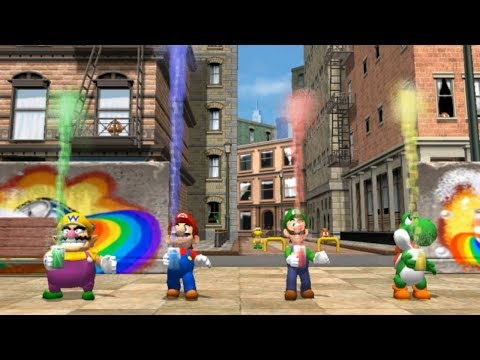 Mario Party 8 - Koopa's Tycoon Town - Party Mode