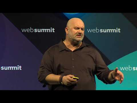 Web Summit 2017 - Mass migration patterns