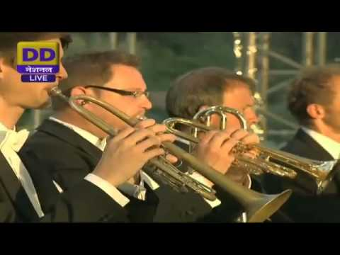 Zubin Mehta in Kashmir and the Bavarian Orchestra
