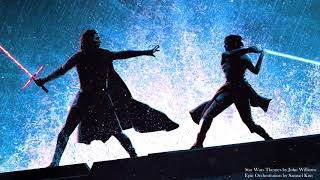 1 Hour Epic Star Wars Music Mix   Battle of The Heroes X Duel of The Fates