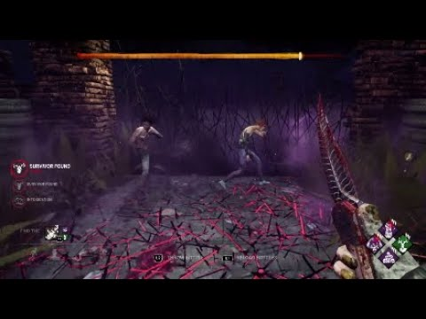 Best Build And Strategy In Dead By Daylight Blood Warden No Ed Screwed Youtube