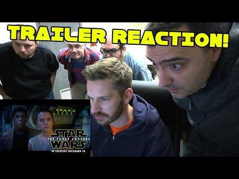 Red Letter Media's Star Wars: The Force Awakens Trailer Reaction!