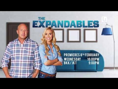 The Expandables | Life Inspired
