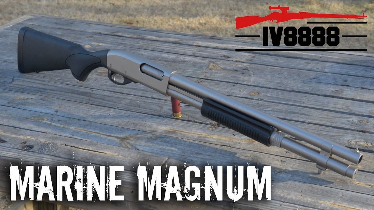 Remington 870 Marine Magnum Youtube Fotos Wingmaster Parts List Wallpapers