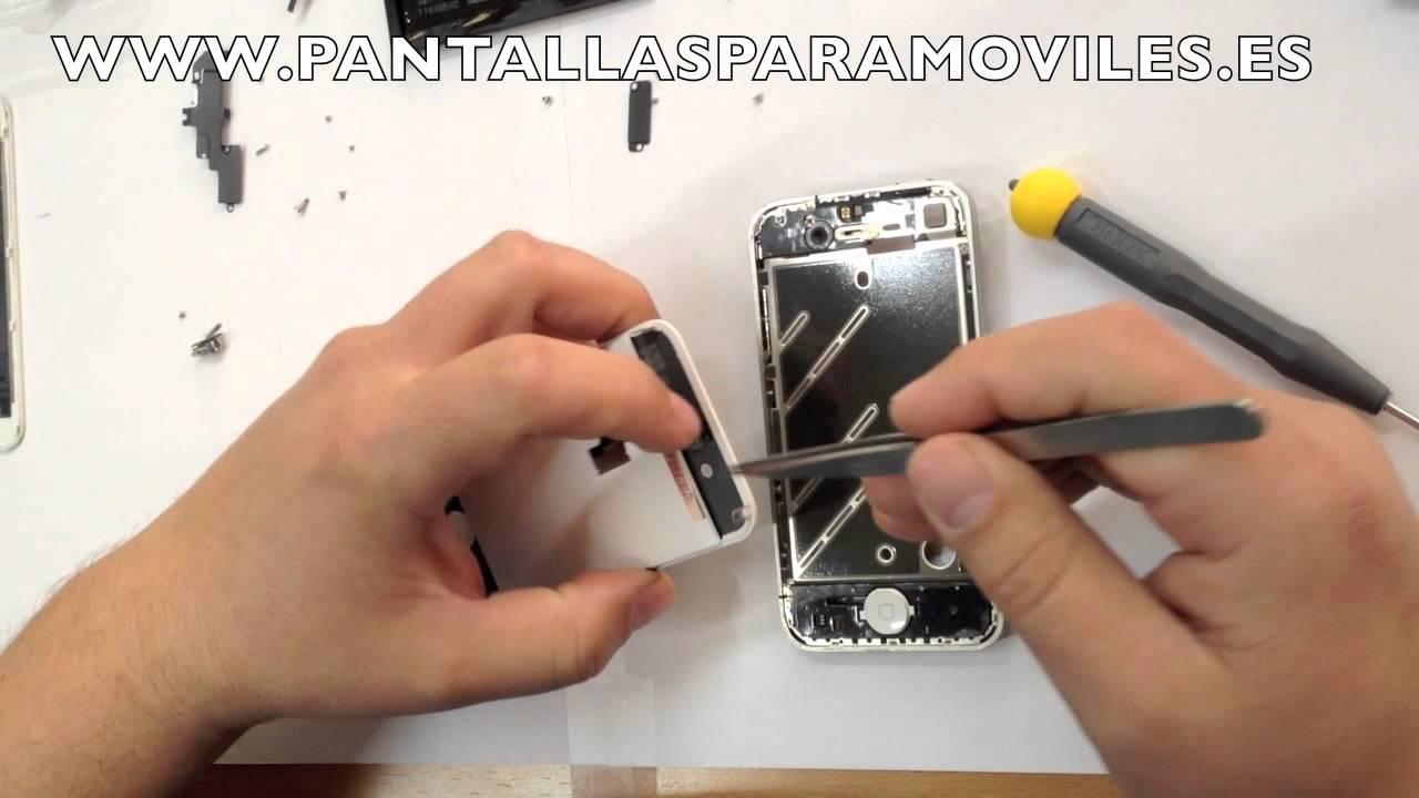 Cambio De Pantalla Iphone S