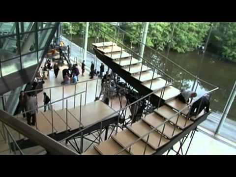 """M.C. Escher - """"Penrose Steps"""" (From """"Inception"""" Movie) - How It Was Done"""