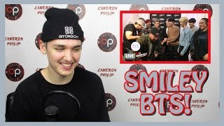 BTS - THE MORNING MESS INTERVIEW REACTION [THEY'RE SO HAPPY] MP3