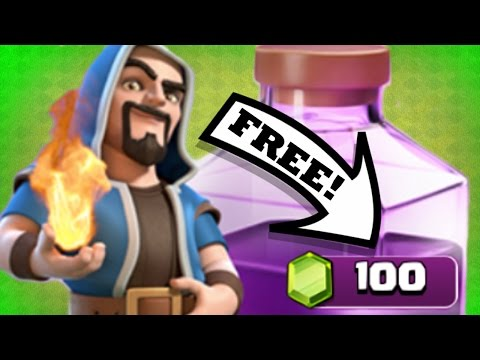 RAGING WIZARDS = FREE GEMS!! 🔥 Clash Of Clans 🔥 BEST EVENT YET!!