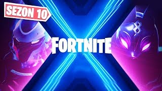 SEASON 10: New Secrets discovered! The first skins of the new Carnet.. Fortnite