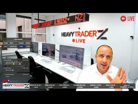 DAX LIVE GAP: Sehen wir die 10.760 ? #livetrading #boerse #dax #marktausblick #aktien