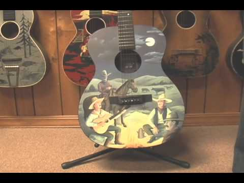 video martin nylon string 00 16c review and original song far from rainbow row. Black Bedroom Furniture Sets. Home Design Ideas