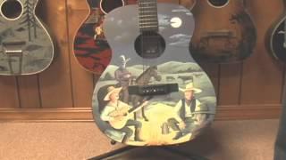 Martin Cowboy Guitars