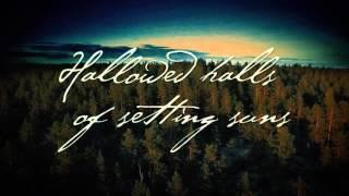 SWALLOW THE SUN - Heartstrings Shattering (Feat. Aleah) (Lyric Video)