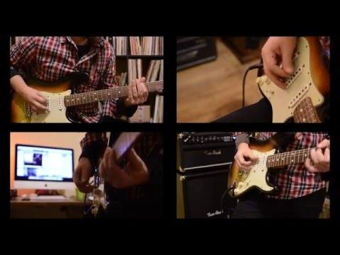 McCon-O-Wah 2B Demo [w/ Two-Rock Amp, FBG Fatboy Pickups]