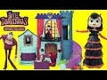 HOTEL TRANSYLVANIA 3 Grand Lobby Hotel TOY HOTEL Playset with Mavis