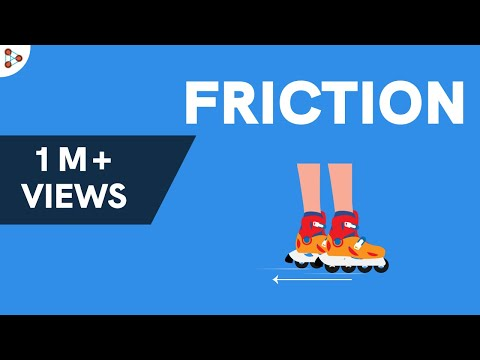 Physics - What is Friction?