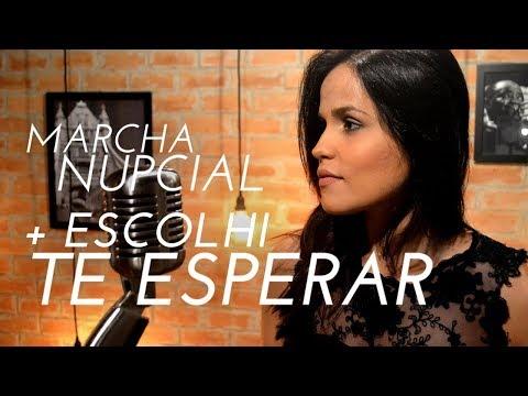 Marcha Nupcial + Escolhi te Esperar | Rachel Produções Musicais