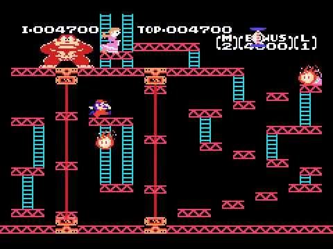 Gameboy Advance Longplay 125 Classic Nes Series Donkey Kong Youtube