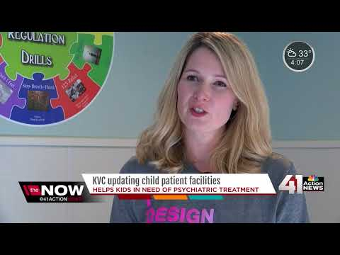 KVC, Volunteers Makeover Child Treatment Center