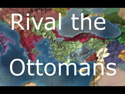How to own as Byzantium - Rule Britannia v1.25
