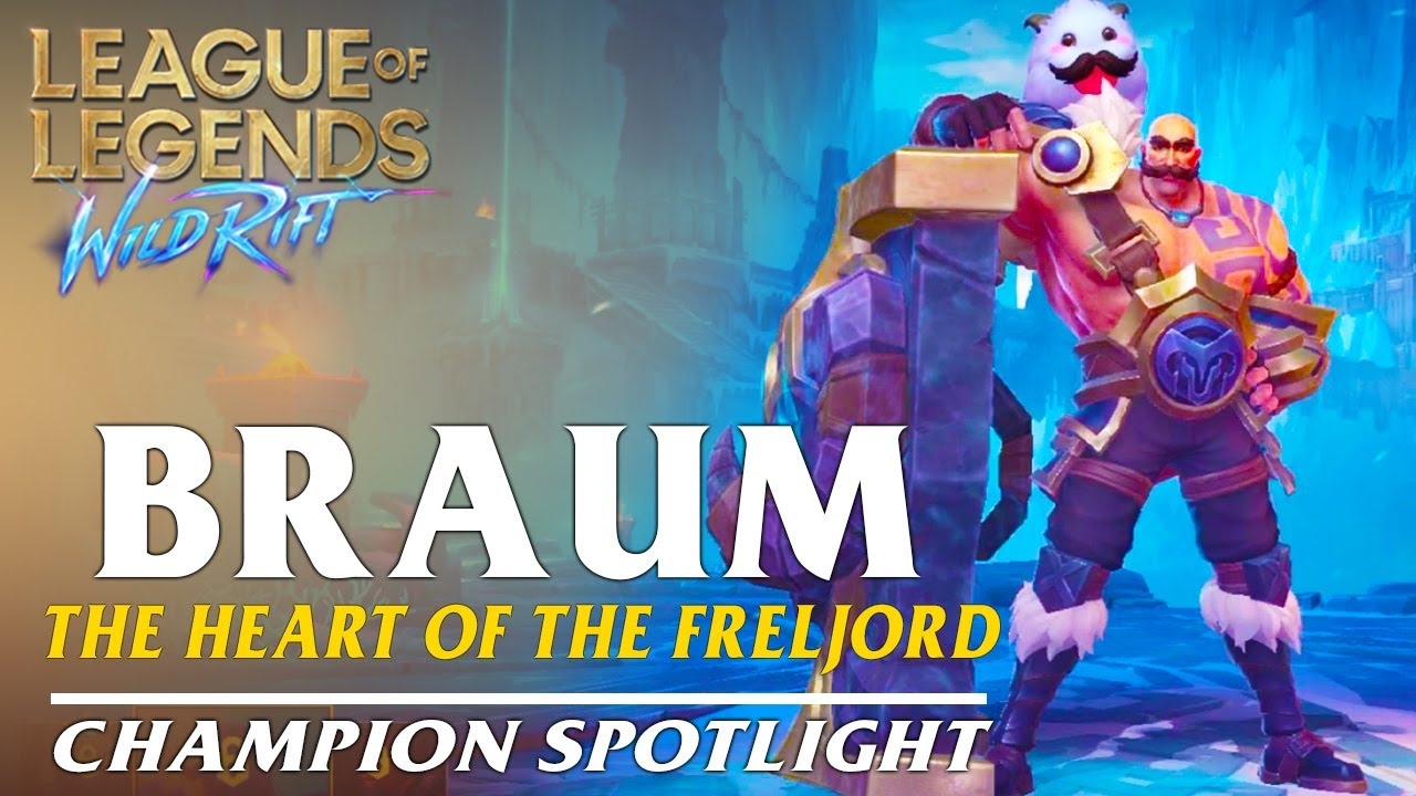 Braum Champion Spotlight