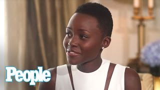 Lupita Nyong'o Meets Her Beauty Icon, Alek Wek | People