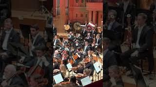 Antonio Capolupo plays Tchaikovsky 6th Symphony Clarinet Solo