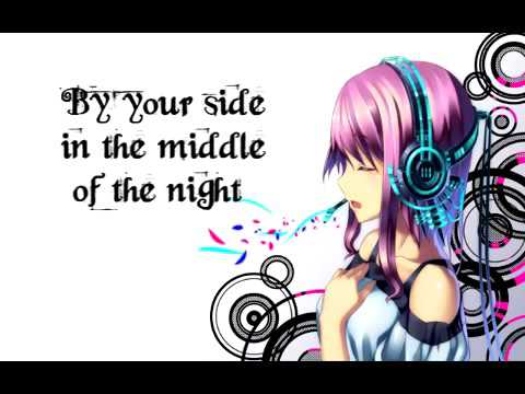 Nightcore ~ Headphones ~ Lyrics