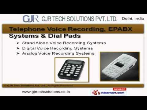 Telecom & Networking Products by GJR Tech Solutions Pvt. Ltd., Delhi