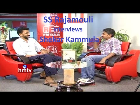 SS Rajamouli First TV Show   Sekhar Kammula Exclusive Interview   COME ON INDIA   HMTV