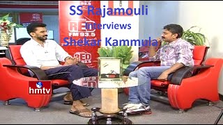 SS Rajamouli First TV Show | Sekhar Kammula Exclusive Interview | COME ON INDIA | HMTV