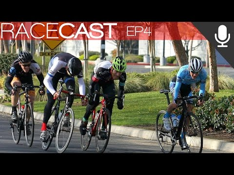 RACECAST EP4 - Practice Crits & Getting Into Racing