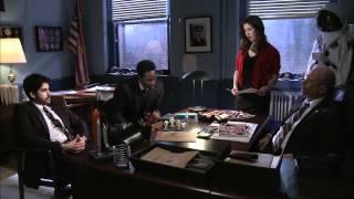 """Kat Foster """"The Unusuals"""" 1x03 Part 2"""