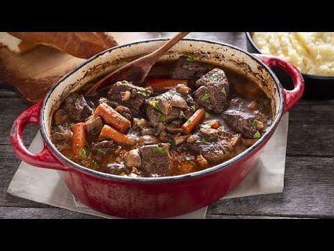 recette-:-mon-bŒuf-bourguignon