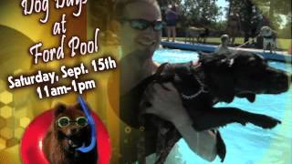 Dog Days At Ford Pool Sept 15th