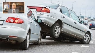 Auto accident lawyer reviews rear end car crashes in Lake Balboa, North Hills, Panorama City