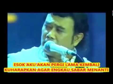 Rhoma Irama feat Iis Dahlia -:- MALAM TERAKHIR -:- Bersama Soneta Group