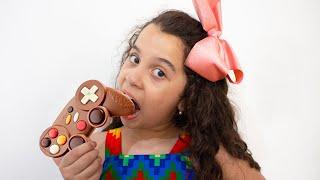 SARAH aprende REGRAS DE CONDUTA para CRIANÇAS - Rules of Condut for Children