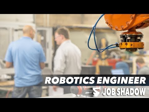 Are you interested in a career in robotics engineering?