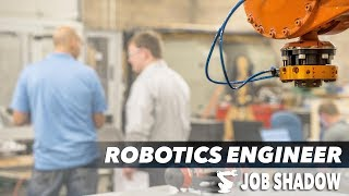 Are you interested in a robotics engineering career?