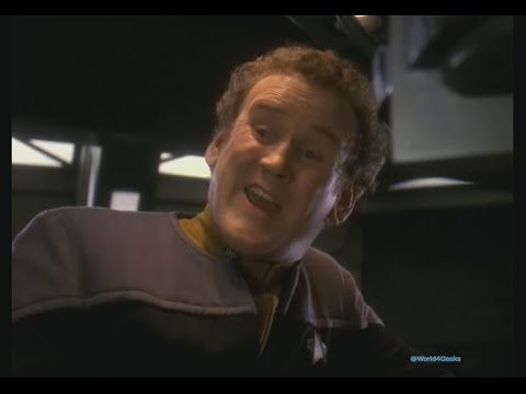 A Homage To Chief O'Brien