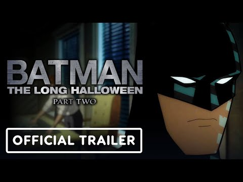 Batman: The Long Halloween, Part Two - Exclusive Official Trailer (2021) Jensen Ackles, Troy Baker