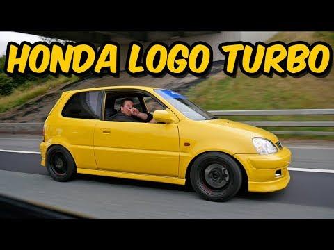 Vinny's Turbocharged Honda Logo.