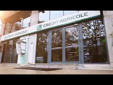 Imazhi i ri i degeve Credit Agricole Albania