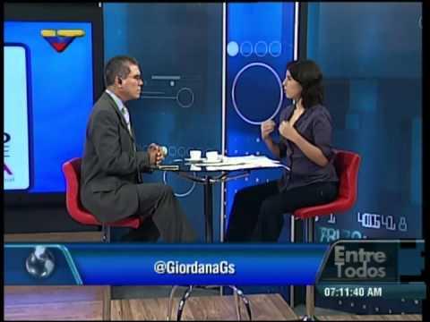 Entre todos con viceministra Giordana García sobre III Congreso Nacional de Cultura