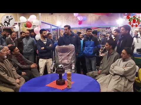 Tariq Tenga and Bodybuilding In Kashmir 2018