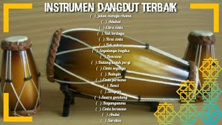 instrumen dangdut terbaik 2019....