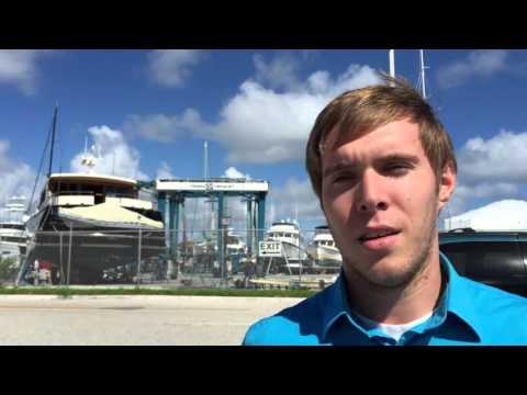 PBA Career Trek to Port of Palm Beach